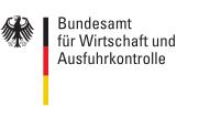 Bildwortmarke: Bundesamt für Wirtschaft und Ausfuhrkontrolle (BAFA)